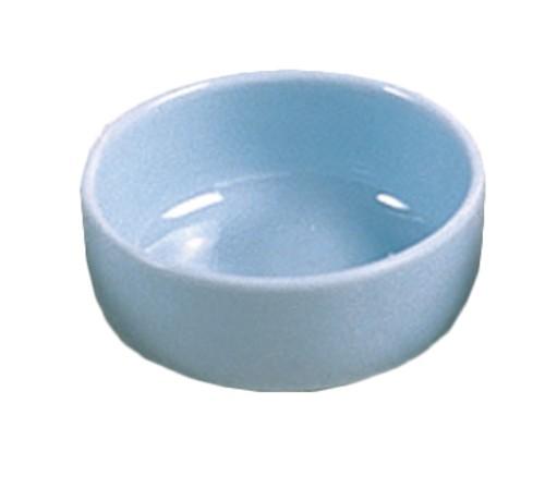Thunder Group 1940 Blue Jade Melamine Sauce Dish 7 oz.