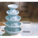 Thunder Group 3945 Blue Jade Melamine Sauce Dish 6 oz.
