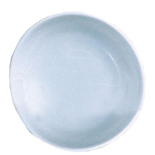 Blue Jade Round Melamine Platter - 14