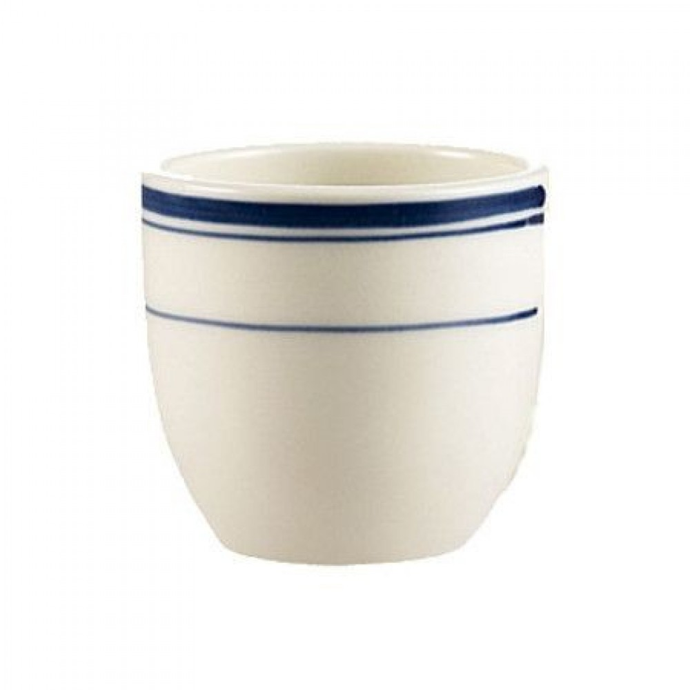 Blue Line Chinese Tea Cup 4.5 oz. 2 7/8