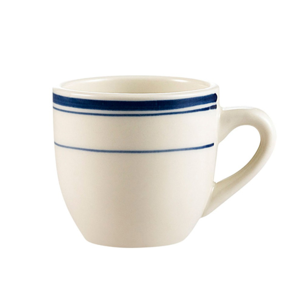 CAC China BLU-35 Blue Line A.D.Cup 3.5 oz.