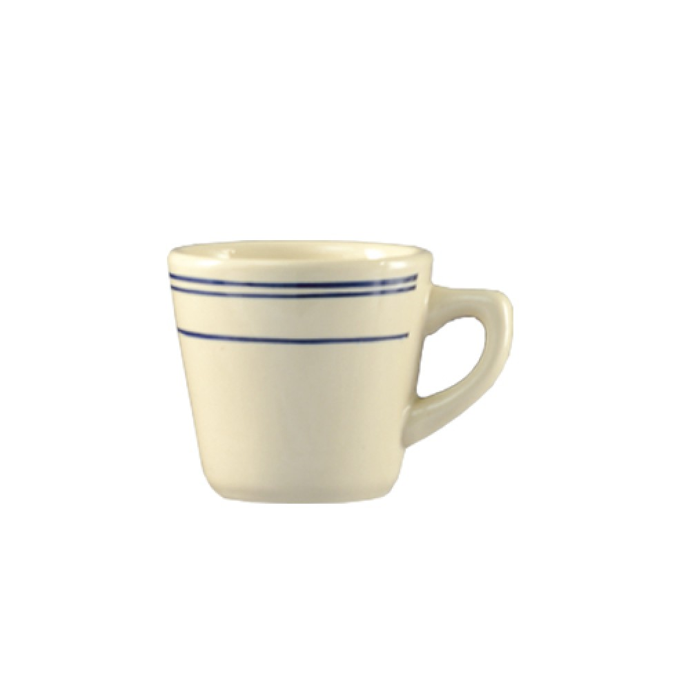 Blue Line Cup Tall 7 oz. 3 3/4