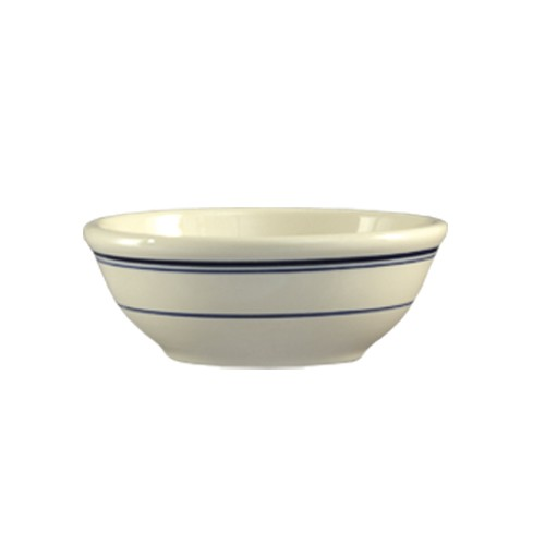 Blue Line Nappie Bowl 12.5 oz. 5 5/8