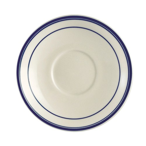 CAC China BLU-36 Blue Line Saucer for A.D. Cup