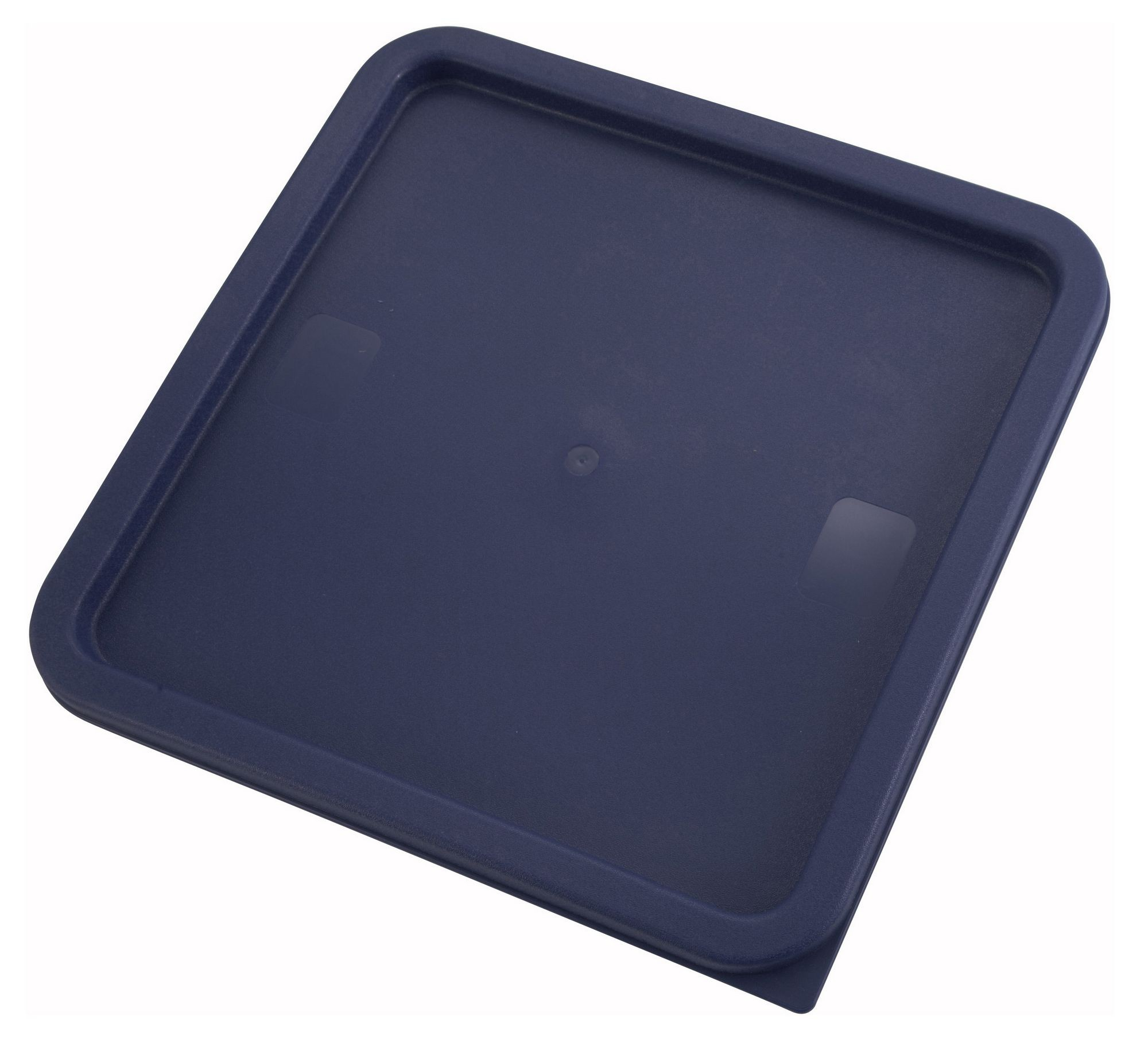 Blue Polyethylene Cover For 12/18/22 Quart Square Containers
