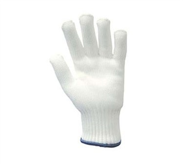 Blue Wrist Band Bacfighter3 Medium Safety Glove
