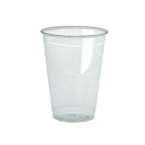 Boardwalk PETE 20 Oz Clear Plastic Cup (Box of 500)