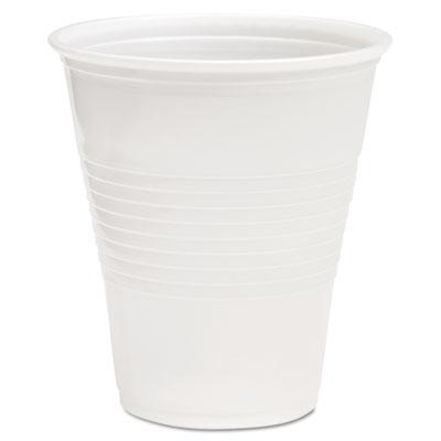Boardwalk Translucent Plastic Cold Cups, 12 oz., 1000/Carton