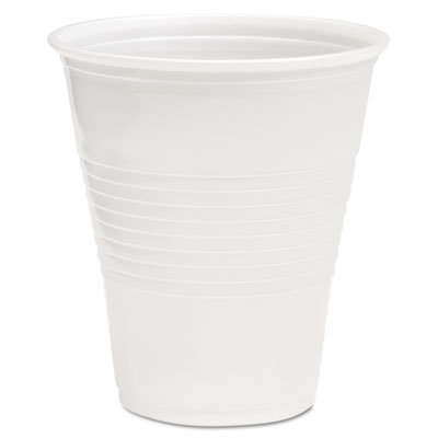 Boardwalk Translucent Plastic Cold Cups, 12 oz., 50/Pack