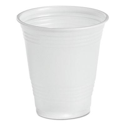 Boardwalk Translucent Plastic Cold Cups, 14 oz., 1000/Carton