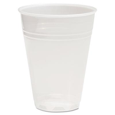 Boardwalk Translucent Plastic Cold Cups, 7 oz., 100/Pack