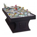 """Bon Chef 100099 Buffet Table with Underlight, 8"""" x 35"""" x 30"""""""
