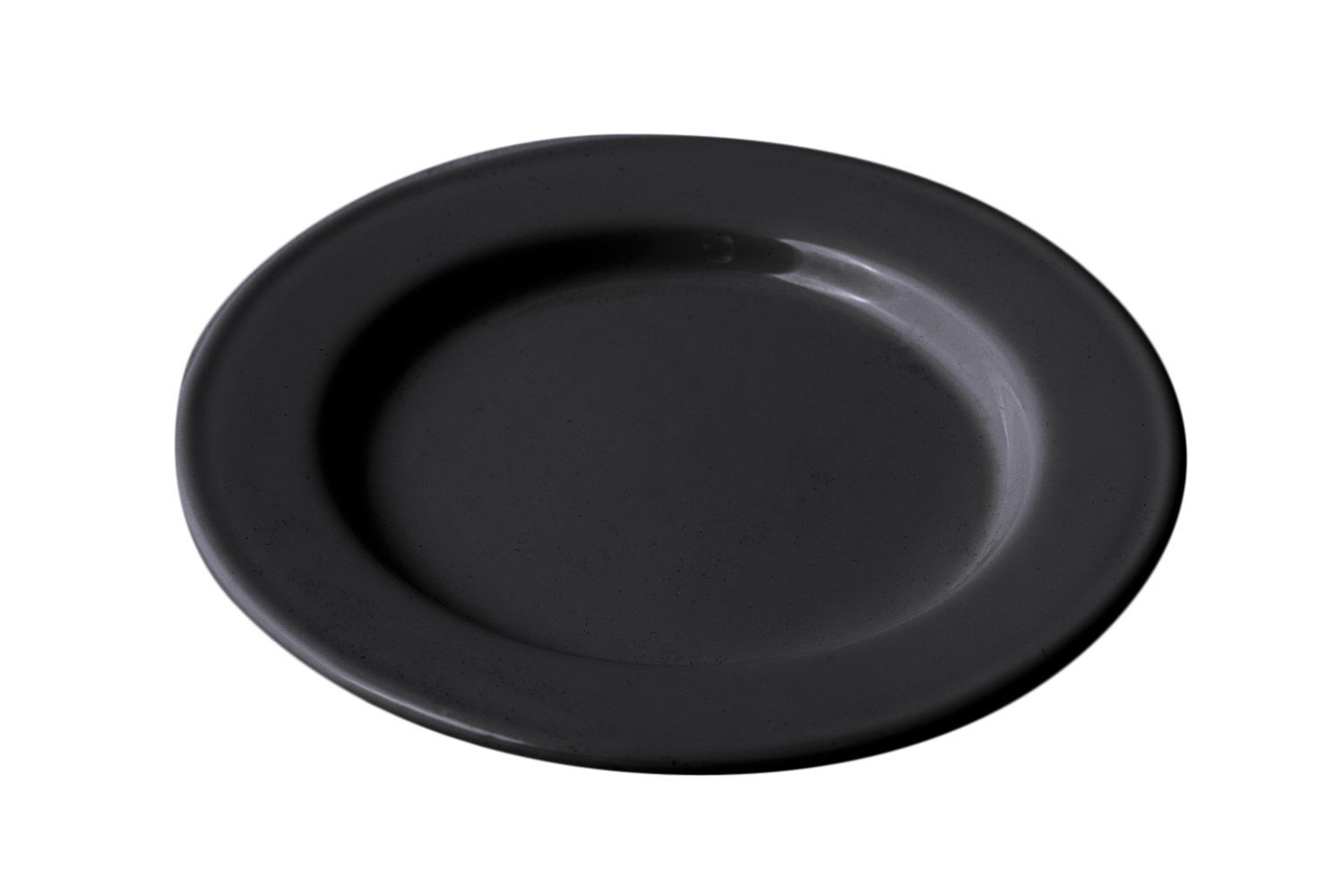 "Bon Chef 1021S Rimmed Salad Plate, Sandstone 7 1/2"" Dia., Set of 6"