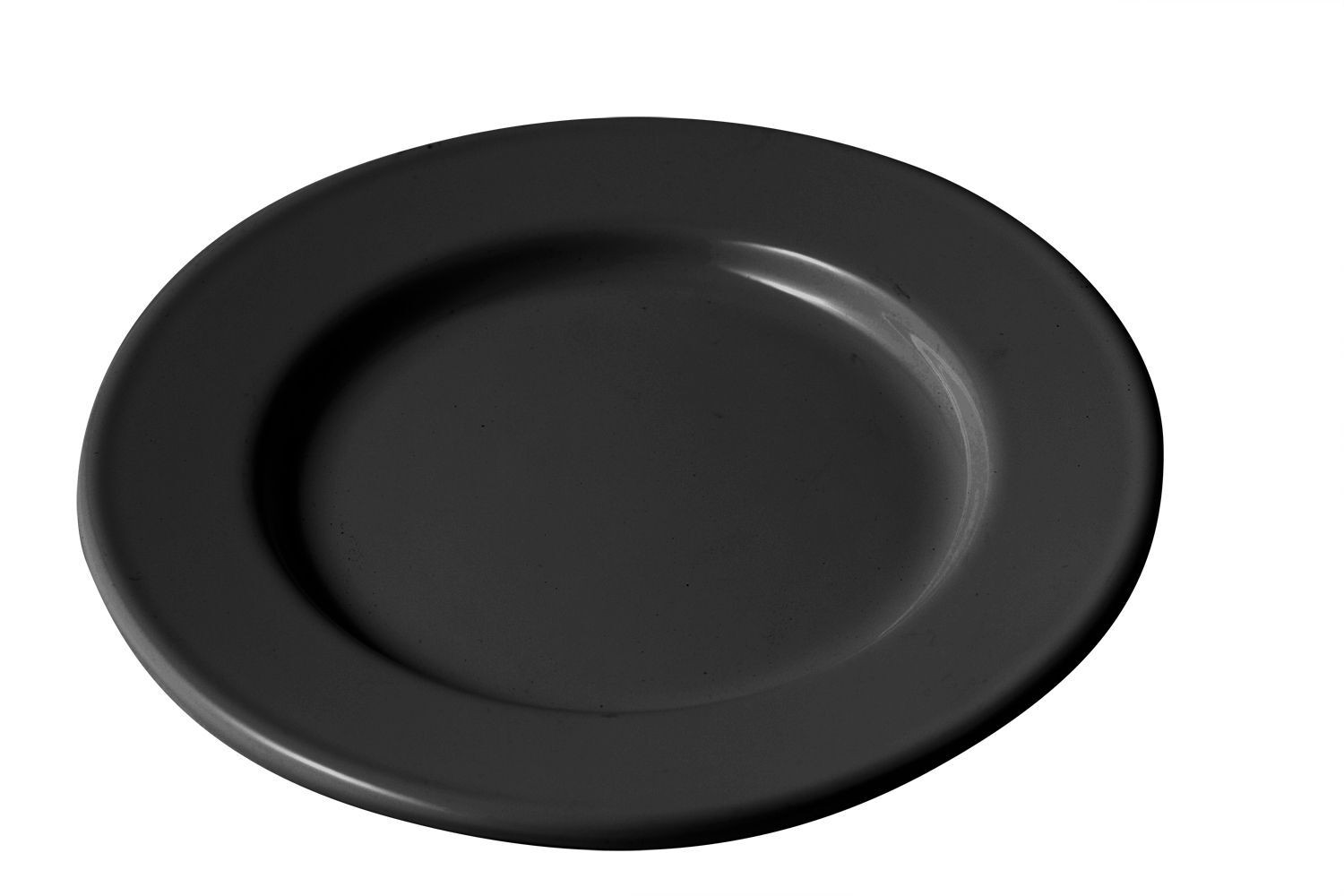 "Bon Chef 1043S Contemporary Dinner Plate, Sandstone 10 1/2"" Dia., Set of 3"