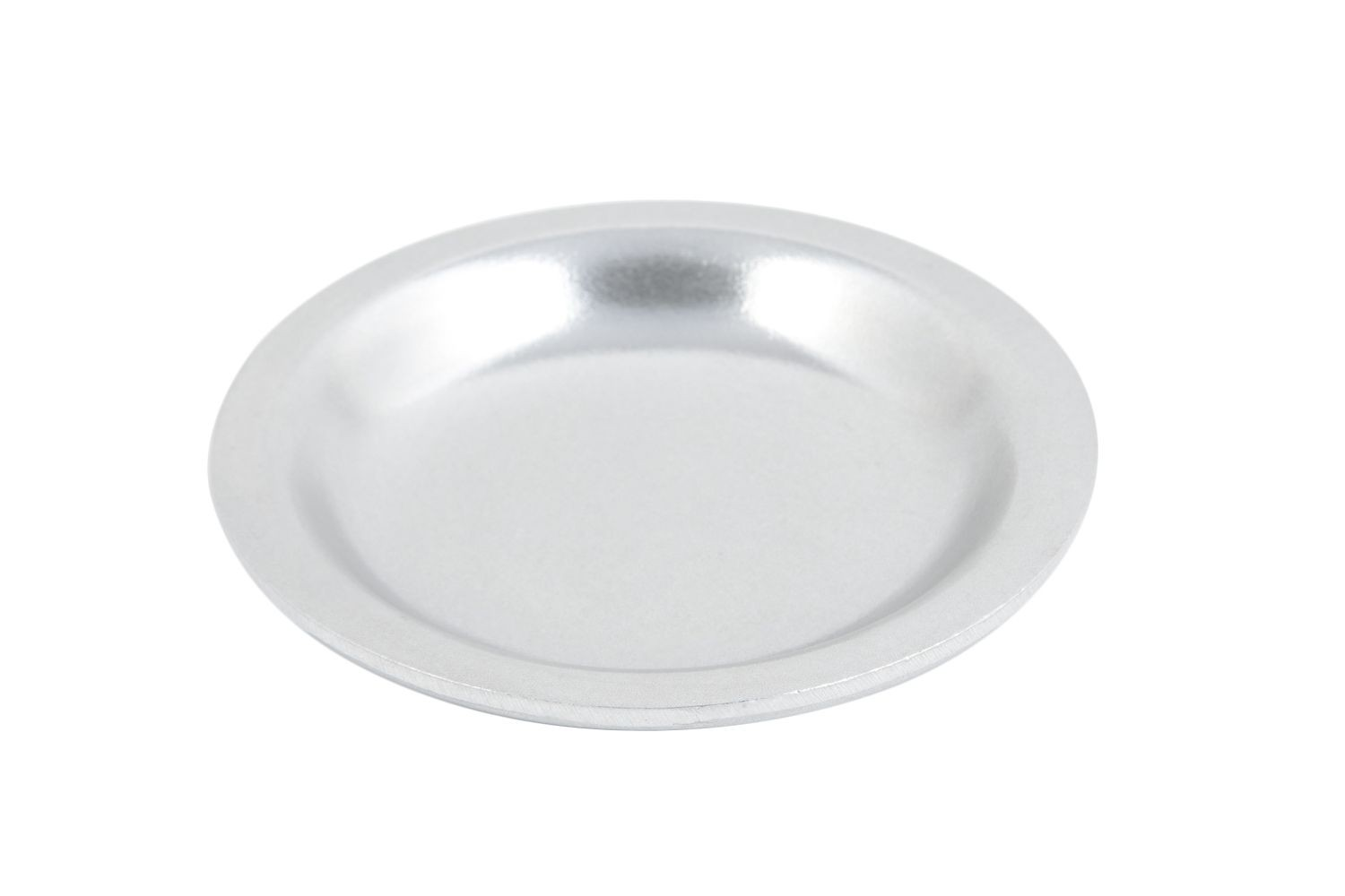 "Bon Chef 1080P Salad Plate, Pewter Glo 7 1/8"" Dia., Set of 6"