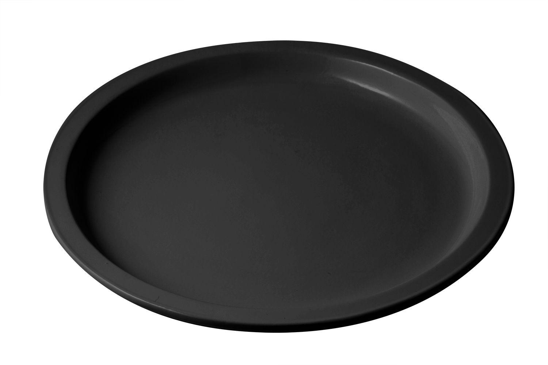 "Bon Chef 15008S Round Serving Platter with Narrow Rim, Sandstone 15"" Dia."