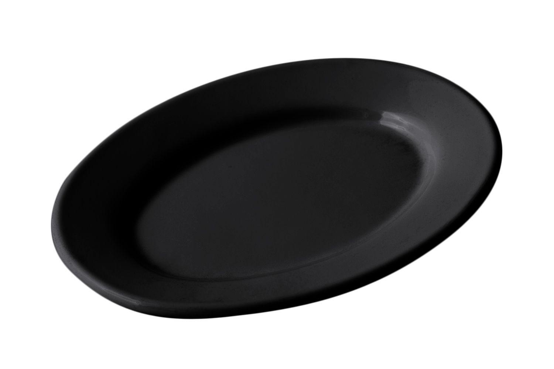 "Bon Chef 2009S Baked Potato Platter, Sandstone 4 1/2"" x 6 1/2"", Set of 12"