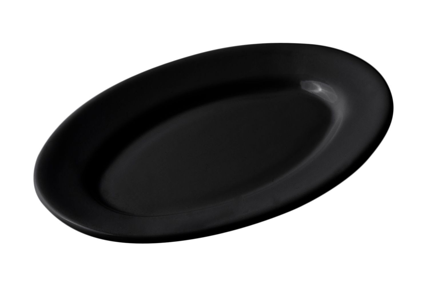 "Bon Chef 2010S Oval Serving Platter, Sandstone 6"" x 9"", Set of 3"