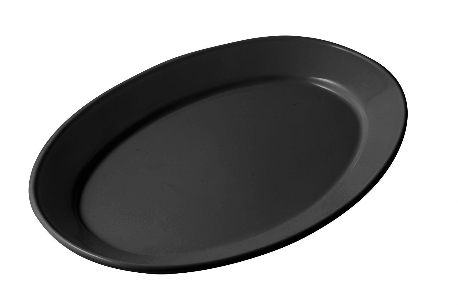 "Bon Chef 2015S Oval Platter, Sandstone 8 1/4"" x 12"", Set of 3"