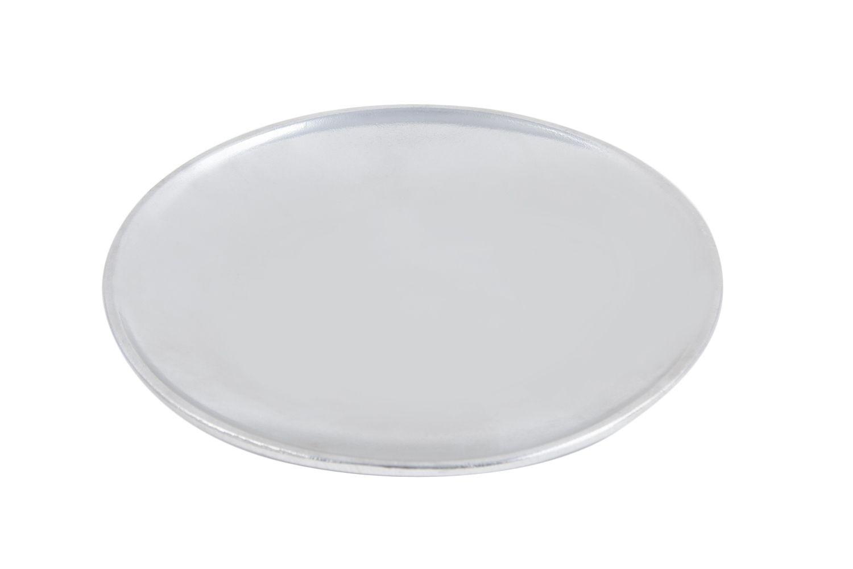 """Bon Chef 2037P Round Platter, Pewter Glo 10 1/4"""" Dia., Set of 6"""