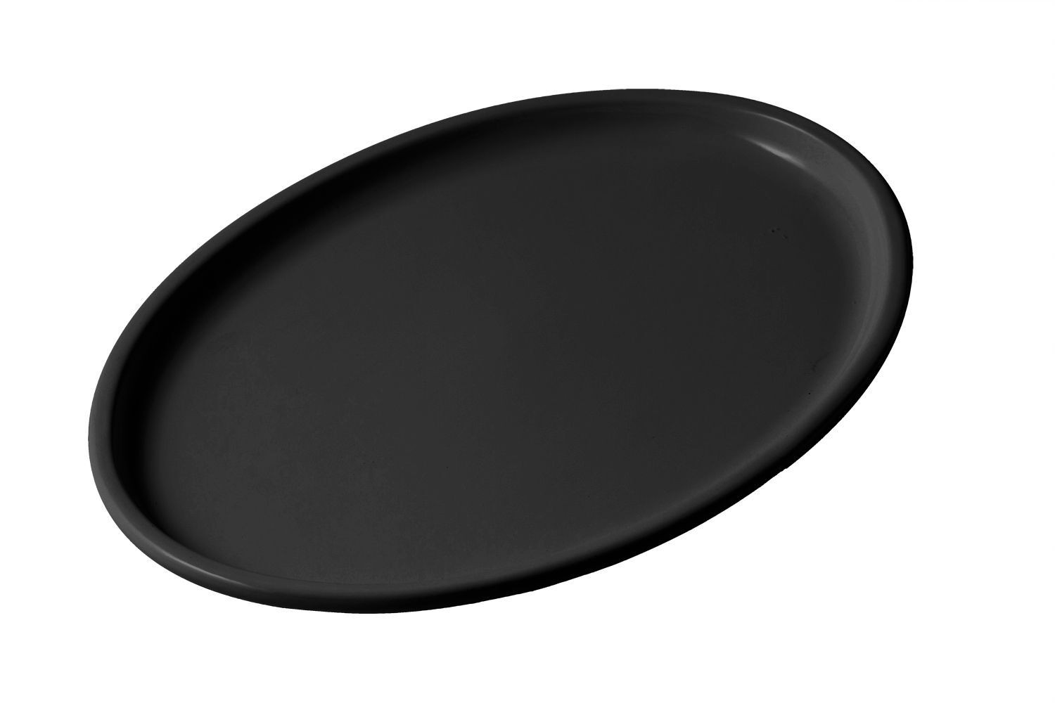 "Bon Chef 2040S Oval Platter, Sandstone 7 5/8"" x 11 3/4"", Set of 6"