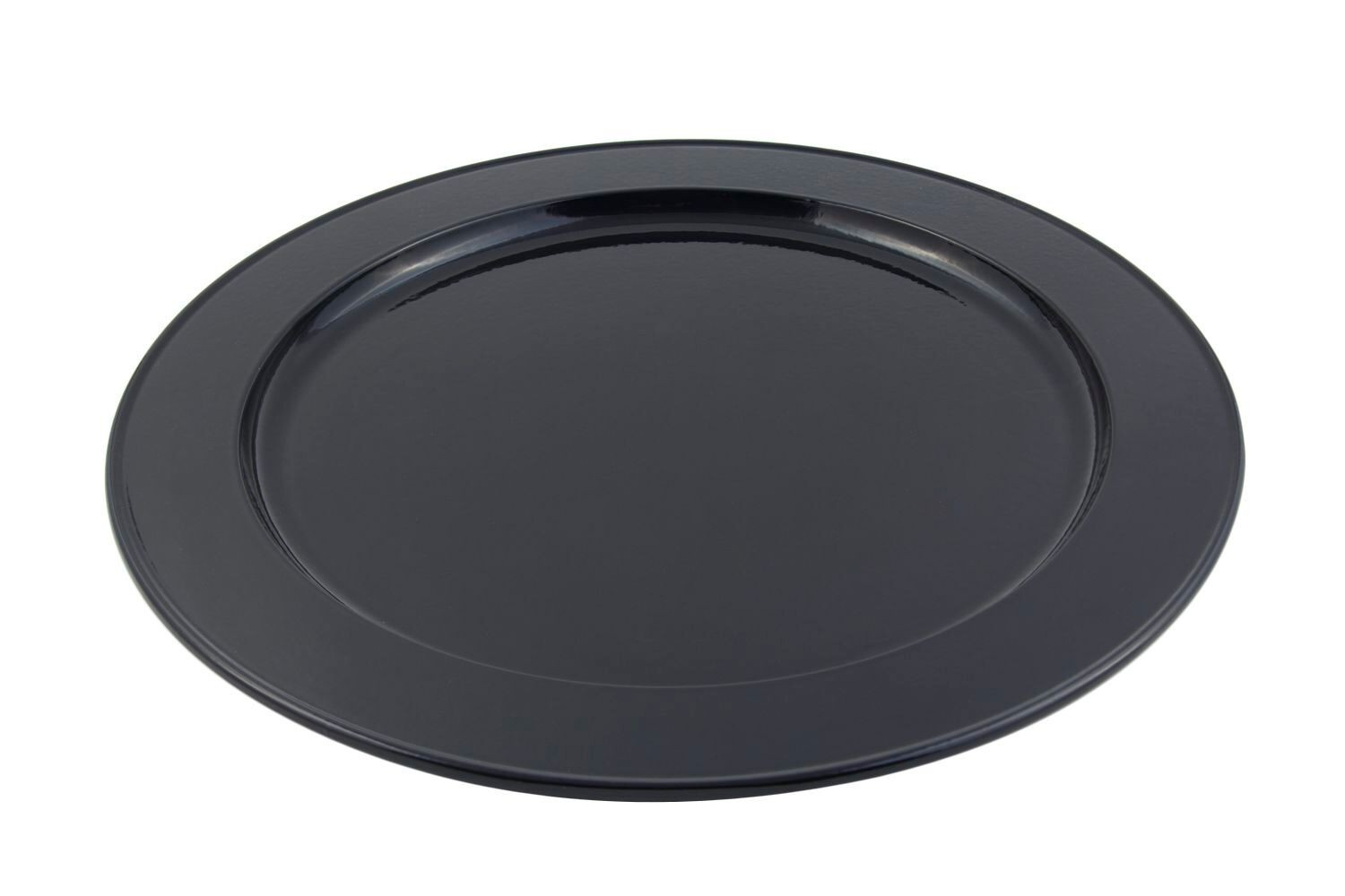"Bon Chef 2049S Round Serving Tray, Sandstone 18"" Dia."