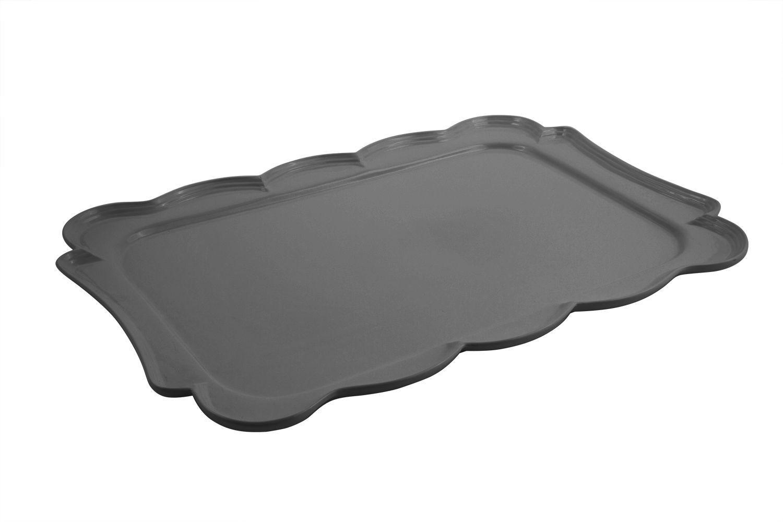 """Bon Chef 2097S Queen Anne Platter, Sandstone 15"""" x 22"""""""
