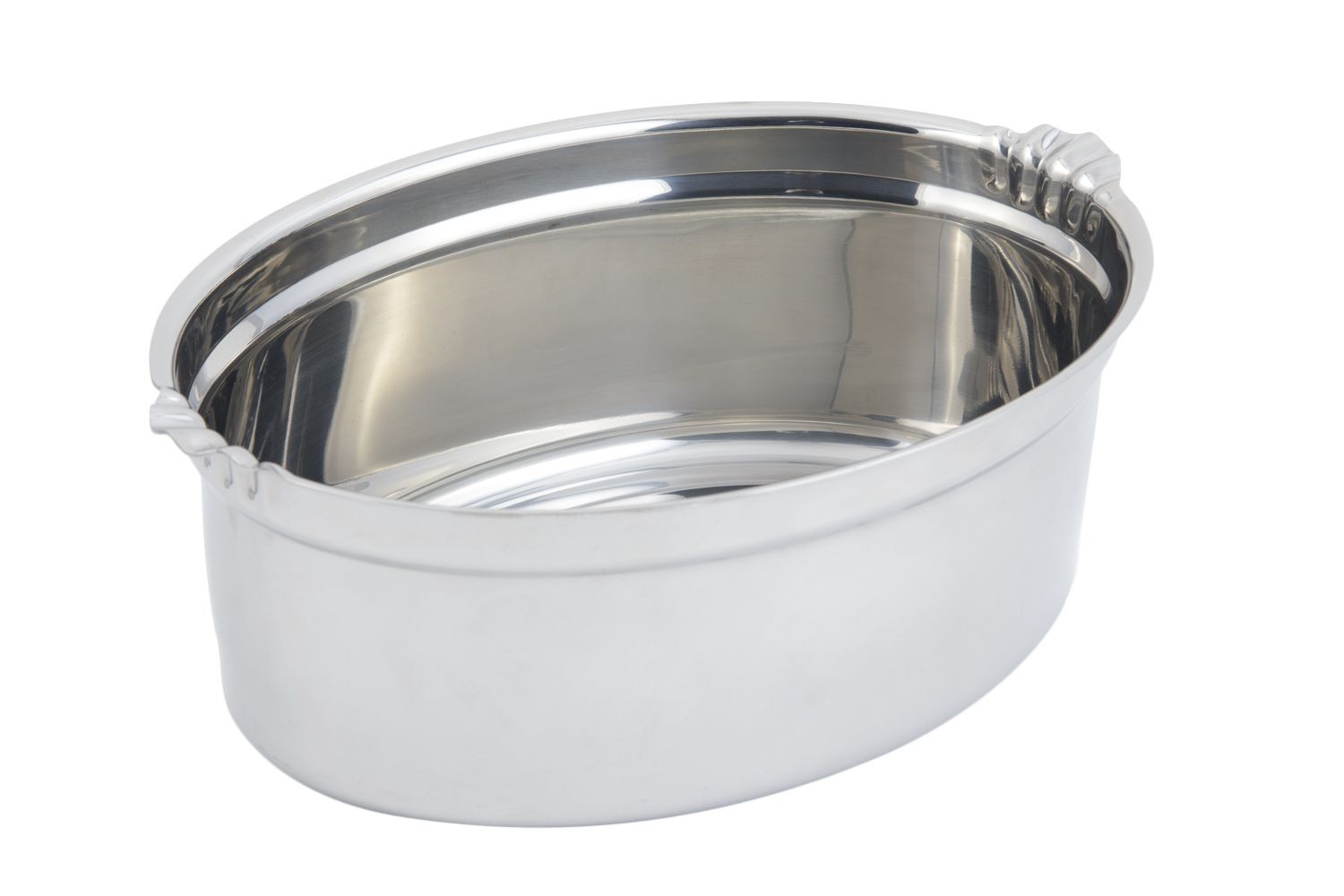 Bon Chef 2284 Casserole Dish with Shell Handles, 7.1 Qt.