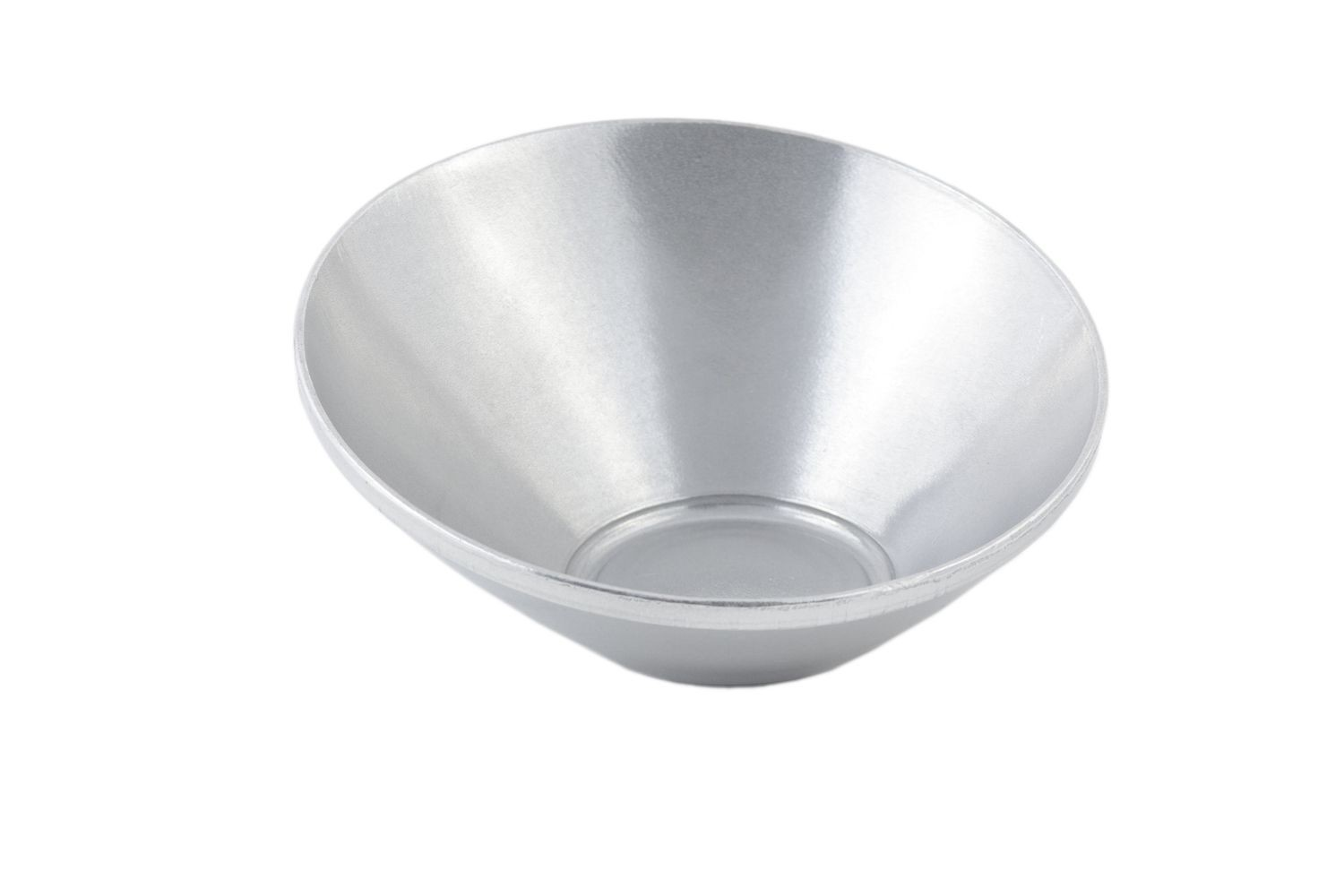 Bon Chef 2712P Slant Bowl, Pewter Glo 2 1/2 Qt.
