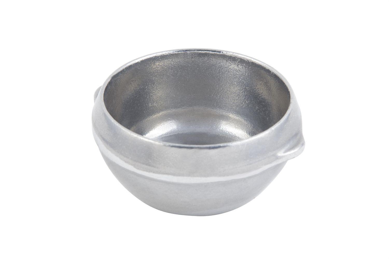 Bon Chef 3018P Soup Bowl, Pewter Glo 15 oz., Set of 6