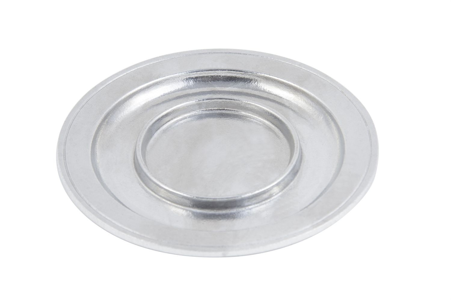 "Bon Chef 3021P Saucer, Pewter Glo 6 5/8"" Dia., Set of 6"