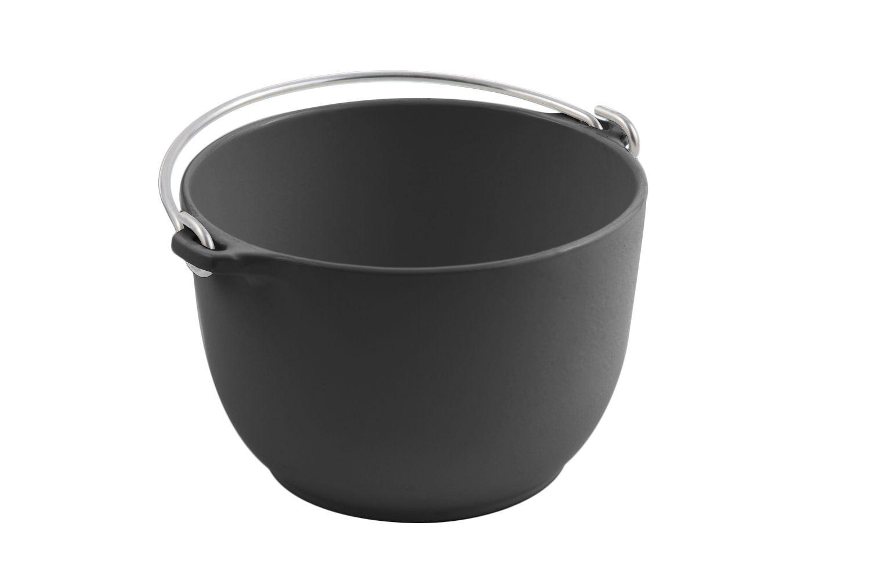 Bon Chef 3026S Soup Tureen with Bail Handle, Sandstone 1 Qt., Set of 3