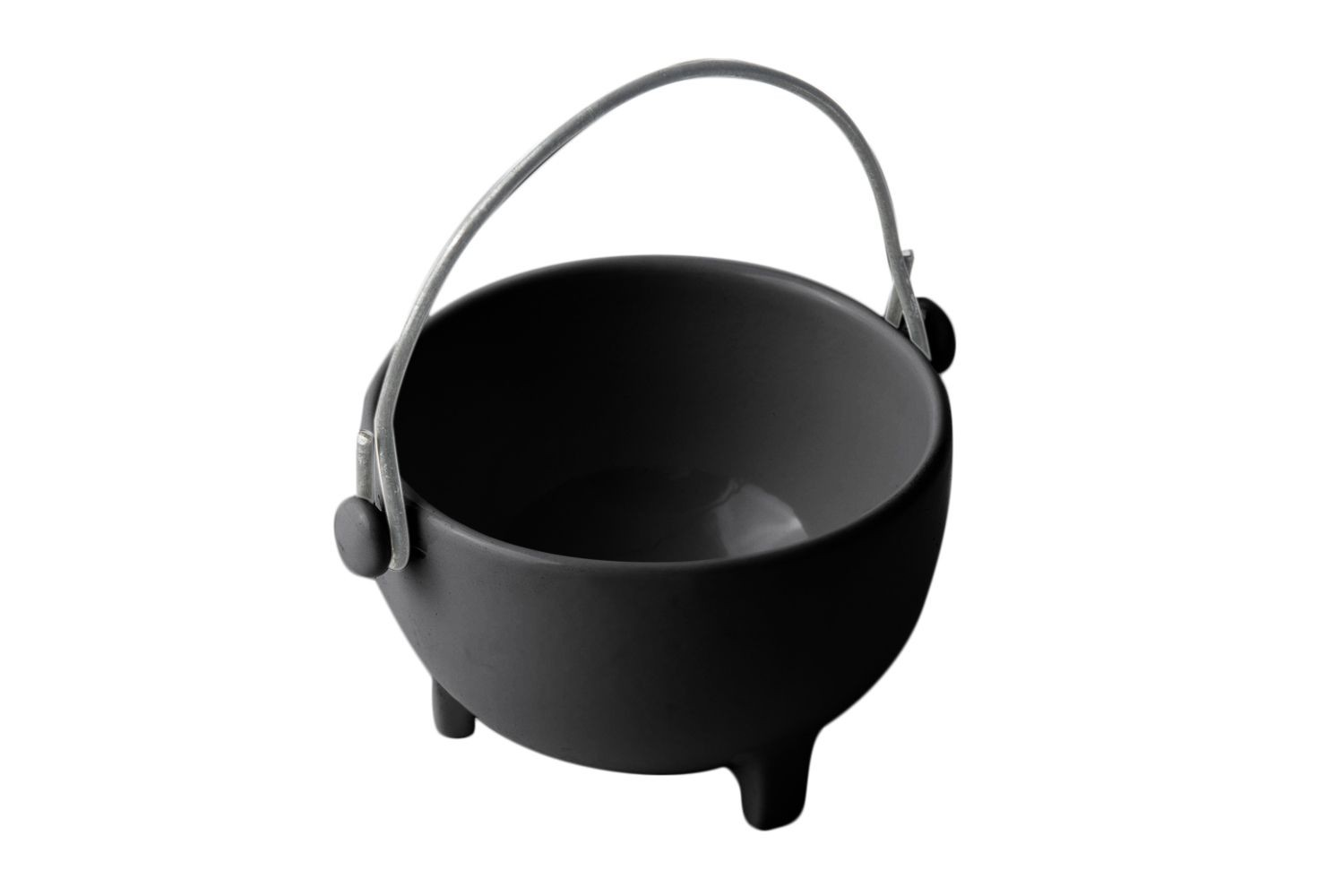 Bon Chef 3029s Kettle Style Soup Bowl With Bail Handle