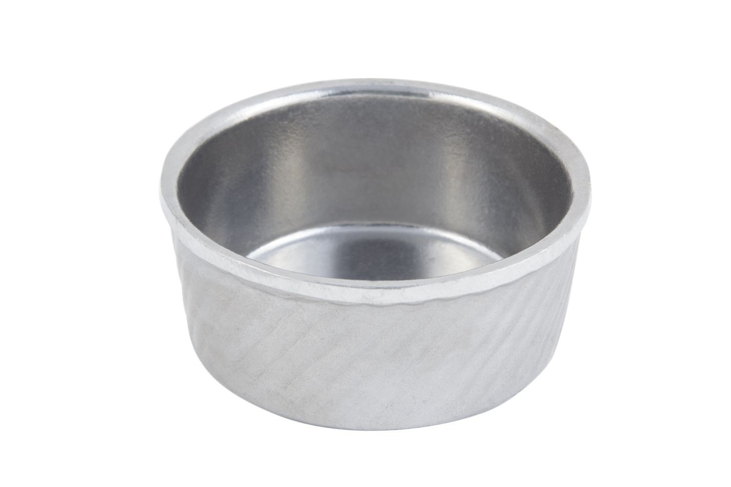 Bon Chef 3037P Souffle Dish, Pewter Glo 12 oz., Set of 6