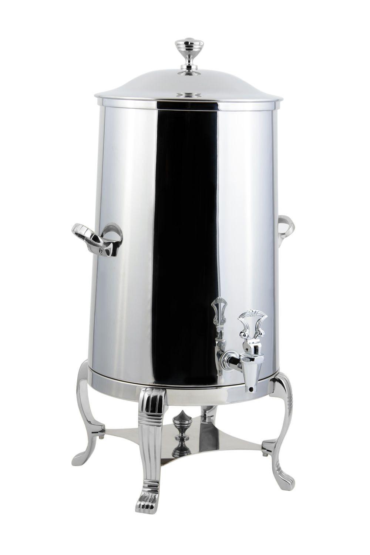 Bon Chef 40001CH Aurora Insulated Coffee Urn with Chrome Trim, 1 1/2 Gallon