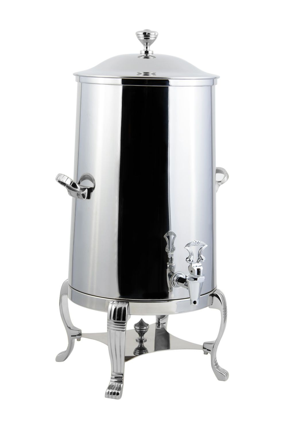 Bon Chef 40003CH Aurora Insulated Coffee Urn with Chrome Trim, 3 Gallon
