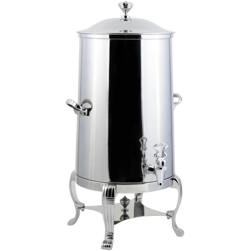 Bon Chef 40003CH-E Aurora Electric Coffee Urn with Chrome Trim, 3 Gallon