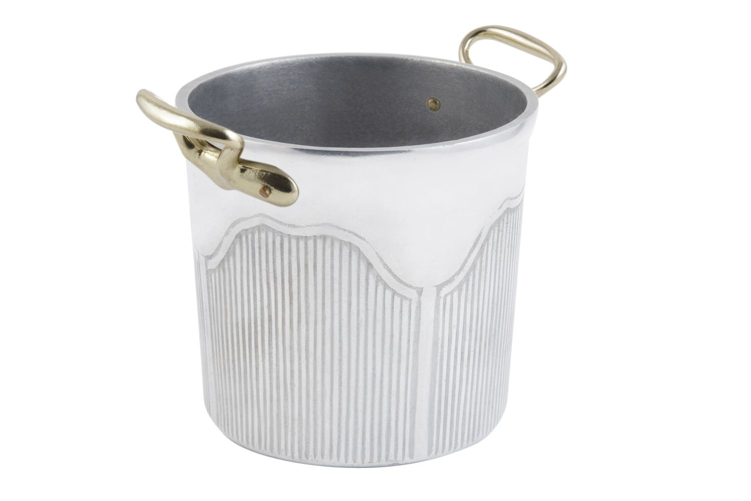Bon Chef 4036P Champagne Ice Bucket, Pewter Glo 3 1/2 Qt.