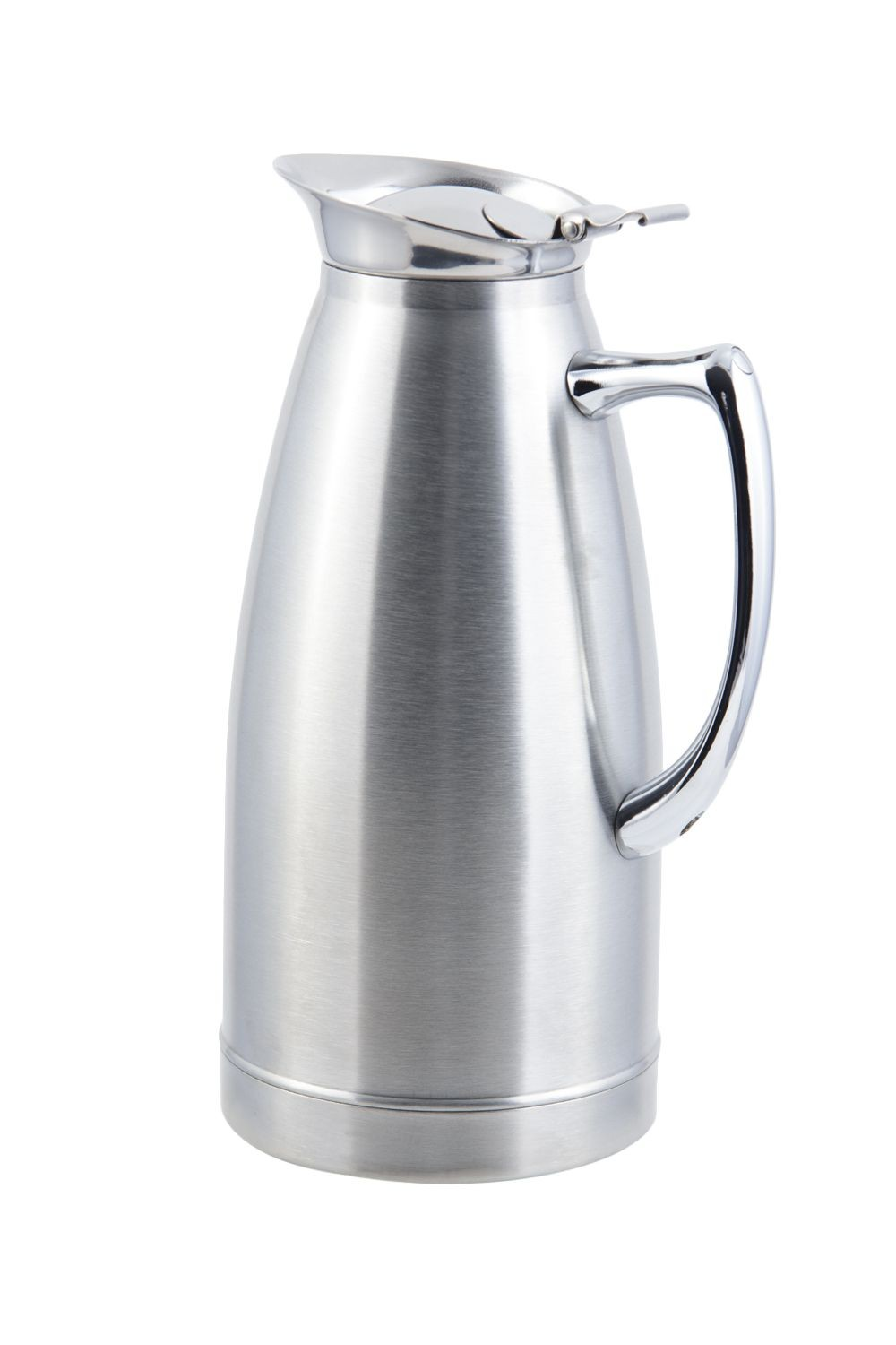 Bon Chef 4052S Stainless Steel Insulated Server with Satin Finish, 1 Qt., Set of 6