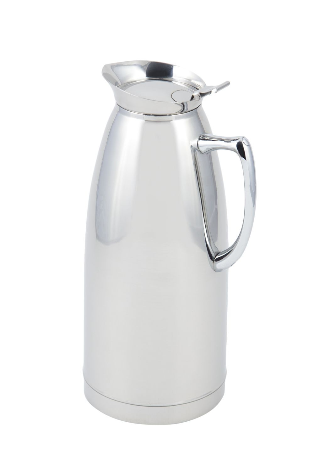 Bon Chef 4053 Stainless Steel Insulated Server, 64 oz., Set of 6