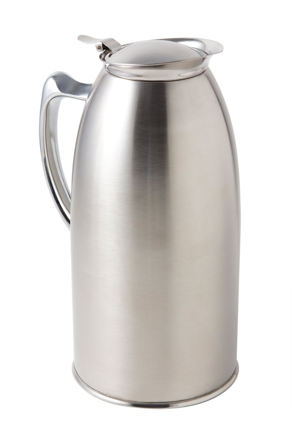 Bon Chef 4053 Stainless Steel Insulated Server with Satin Finish, 64 oz., Set of 6