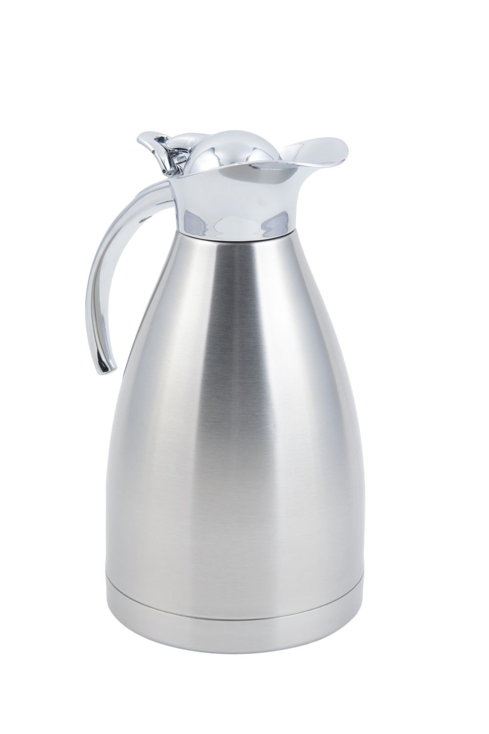 Bon Chef 4056S Stainless Steel Insulated Server with Satin Finish, 48 oz., Set of 6
