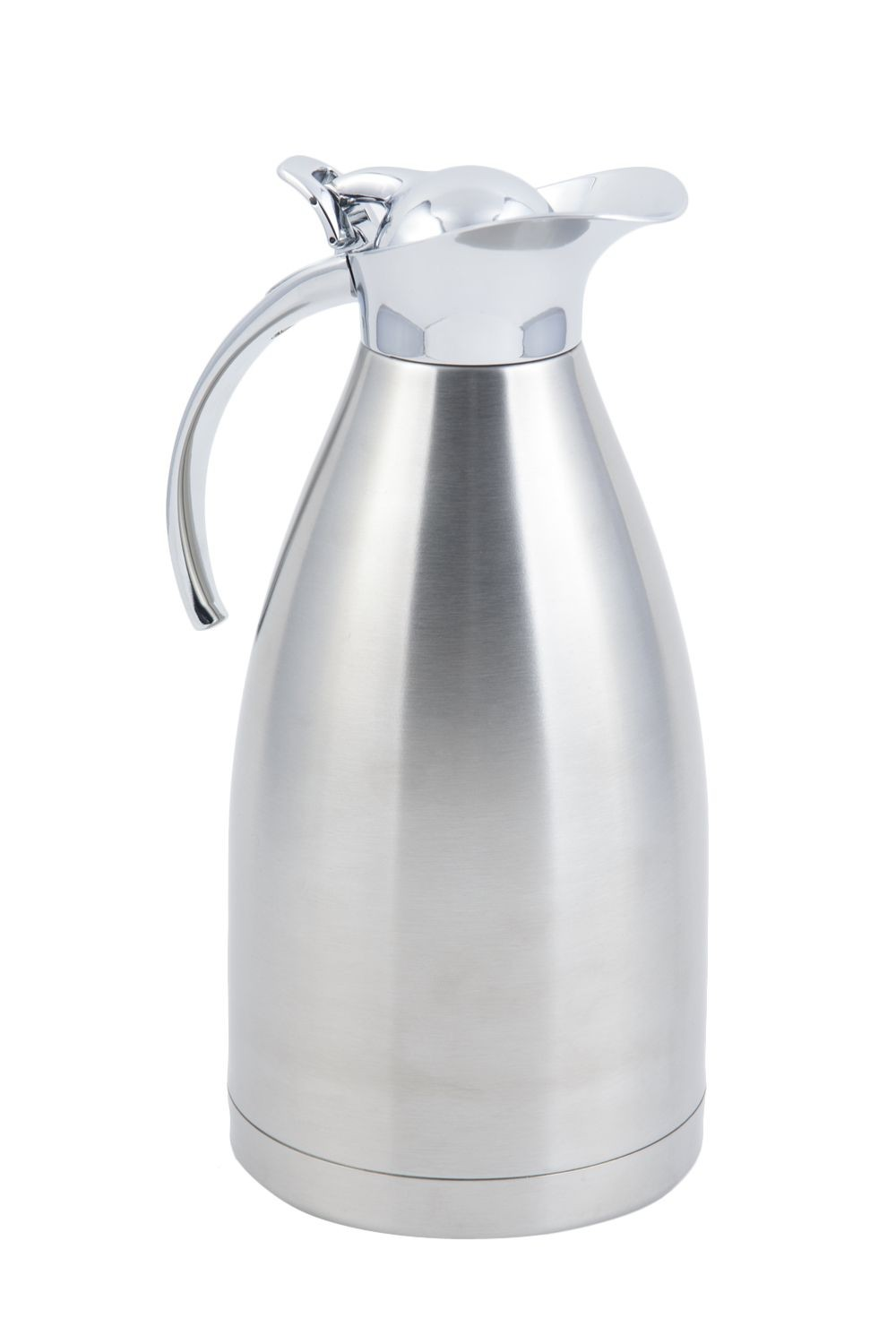 Bon Chef 4057S Stainless Steel Insulated Server with Satin Finish, 64 oz., Set of 6