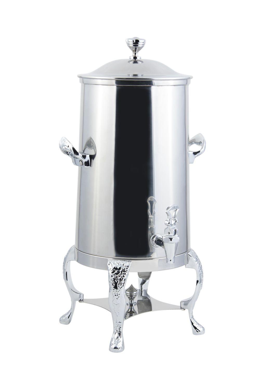Bon Chef 47001CH Renaissance Insulated Coffee Urn with Chrome Trim, 1 1/2 Gallon