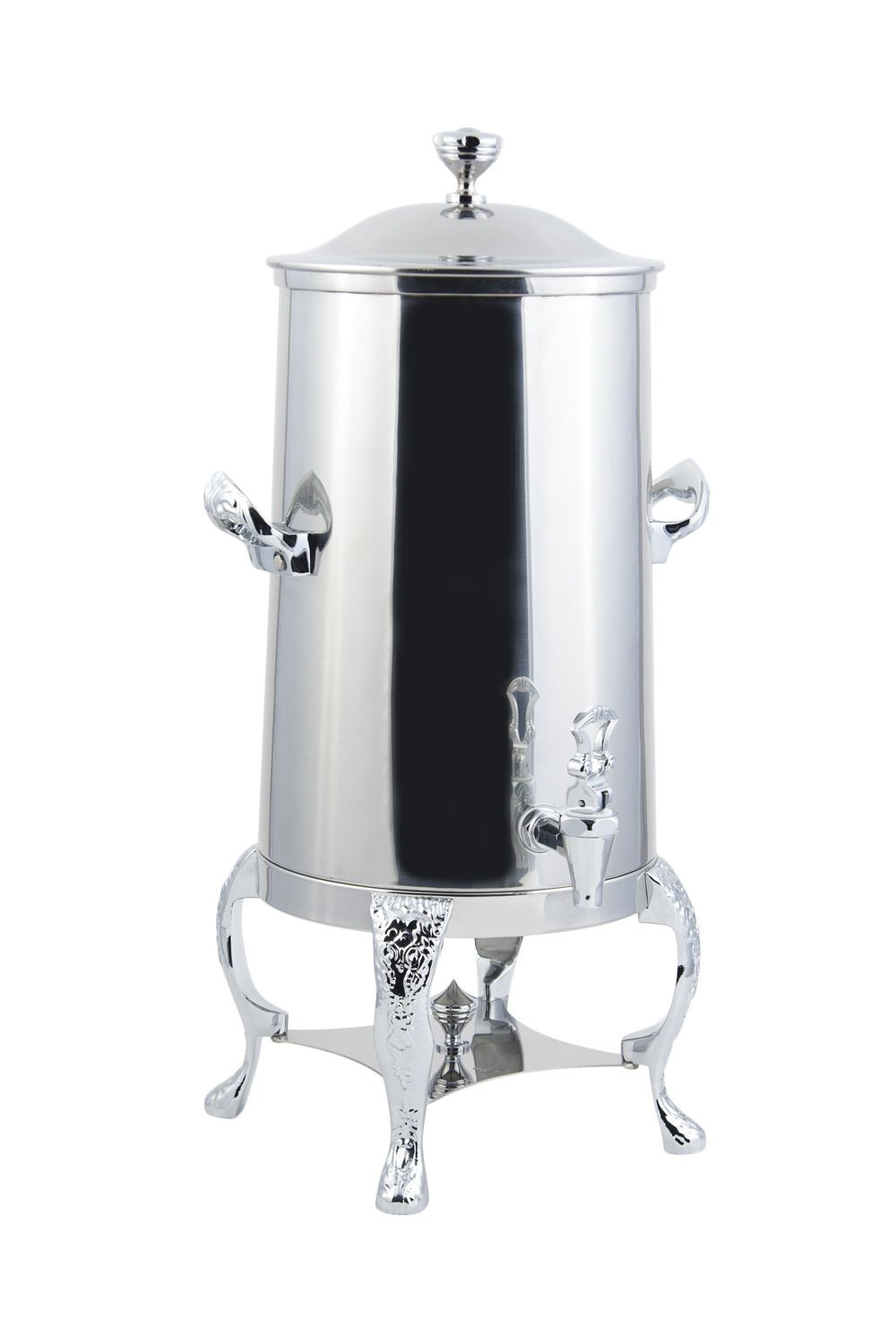 Bon Chef 47003CH Renaissance Insulated Coffee Urn with Chrome Trim, 3 Gallon