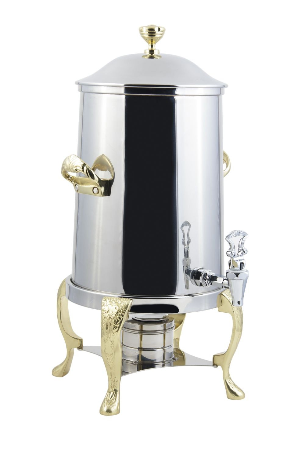 Bon Chef 47105 Renaissance Non-Insulated Coffee Urn, 5 1/2 Gallon