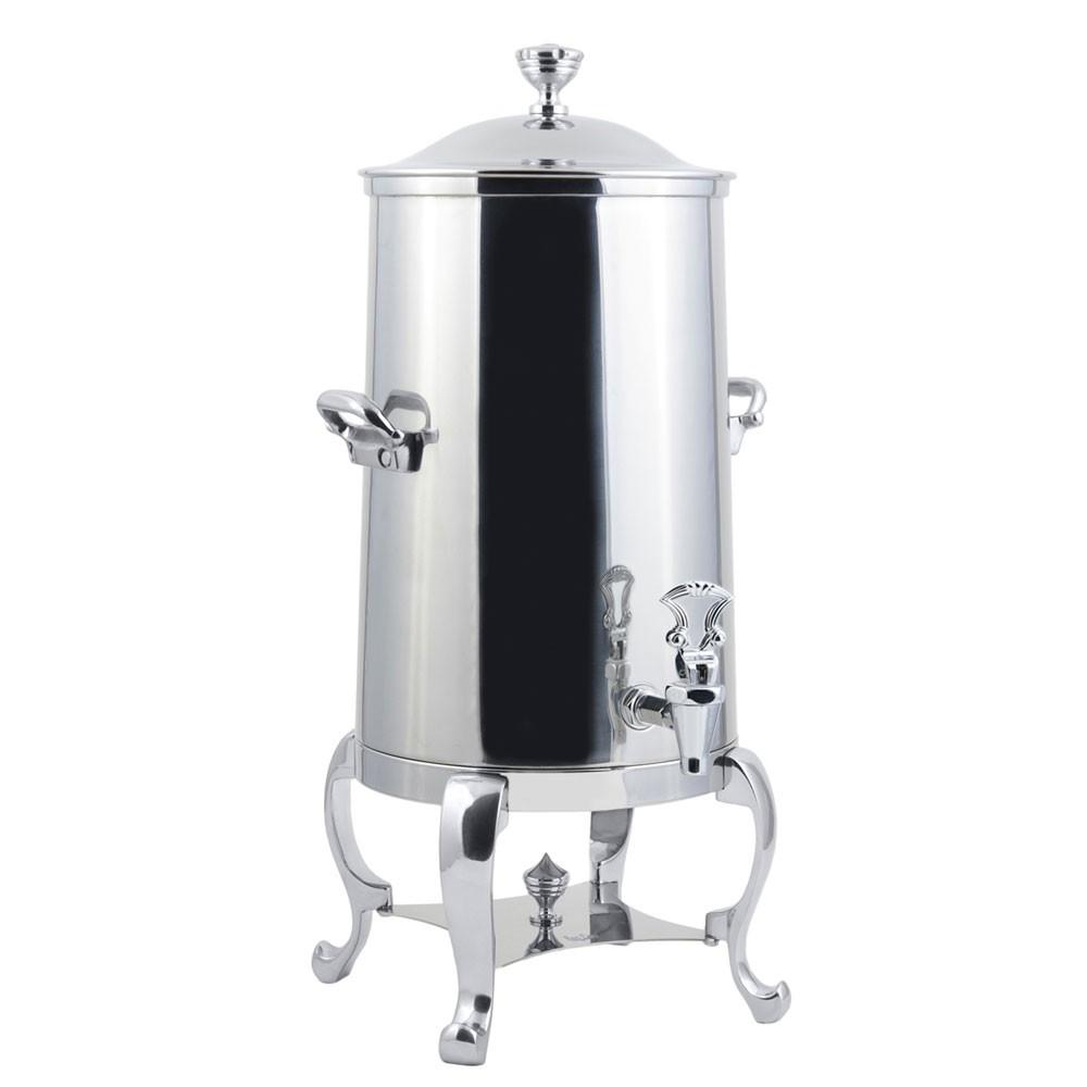 Bon Chef 49003C-E Roman Electric Coffee Urn with Chrome Trim, 3 Gallon