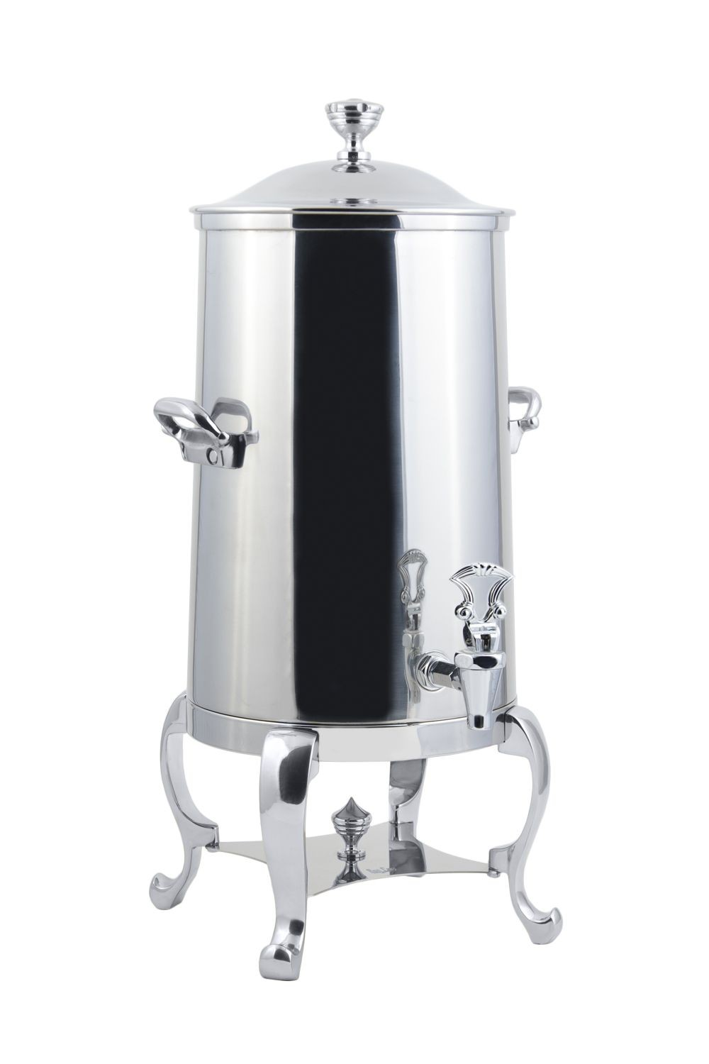 Bon Chef 49003C Roman Insulated Coffee Urn with Chrome Trim, 3 Gallon