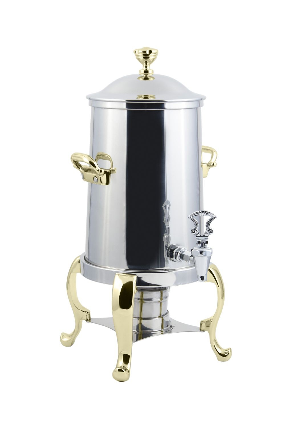 Bon Chef 49105 Roman Non-Insulated Coffee Urn, 5 1/2 Gallon