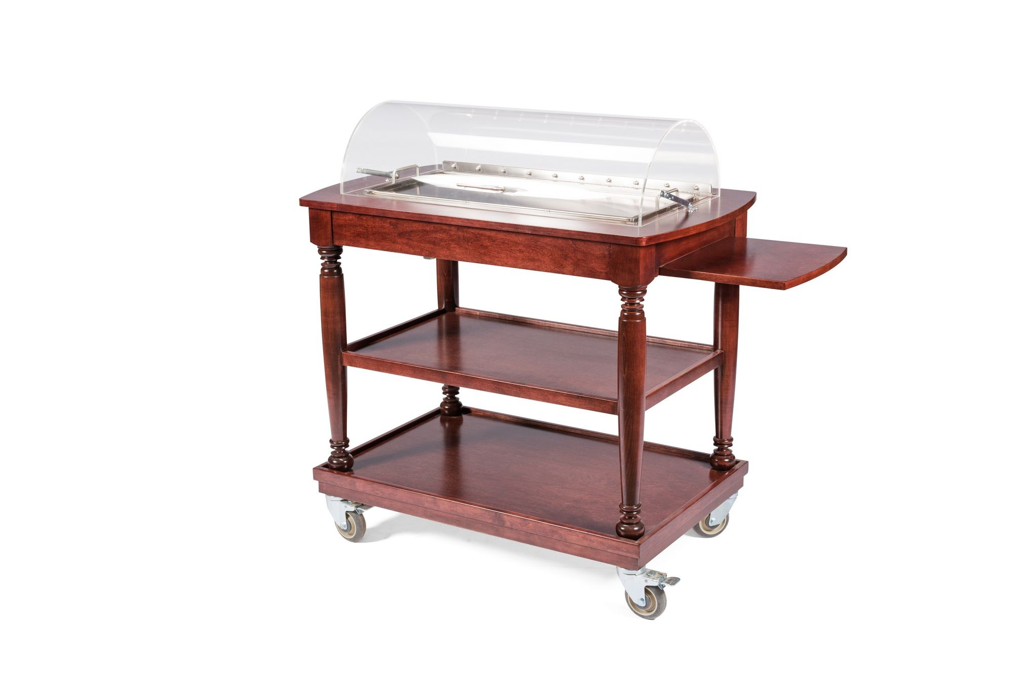 "Bon Chef 50070 Cheese Cart, 38"" x 23 1/2"" x 43"""